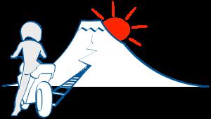二輪教習波状路は最高峰大型二輪への道