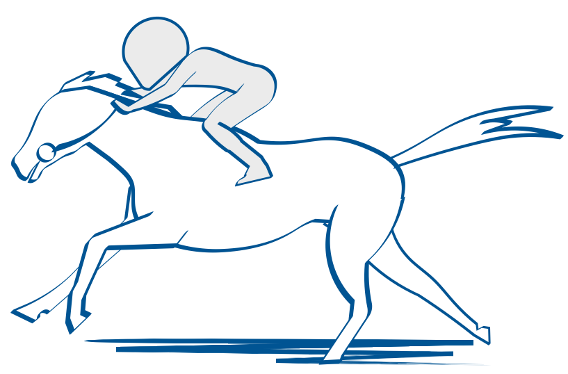 二輪教習競馬の姿勢はバイクの基本