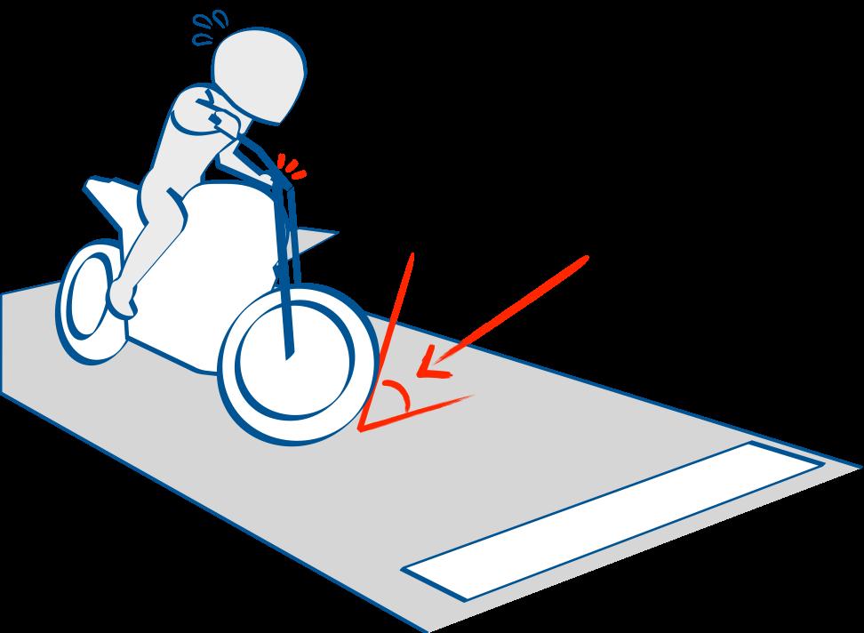二輪教習スムーズな停止はクラッチを早く切りすぎない
