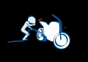 バイクを洗車しよう
