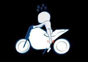 サイドスタンドはバイクに乗る前?
