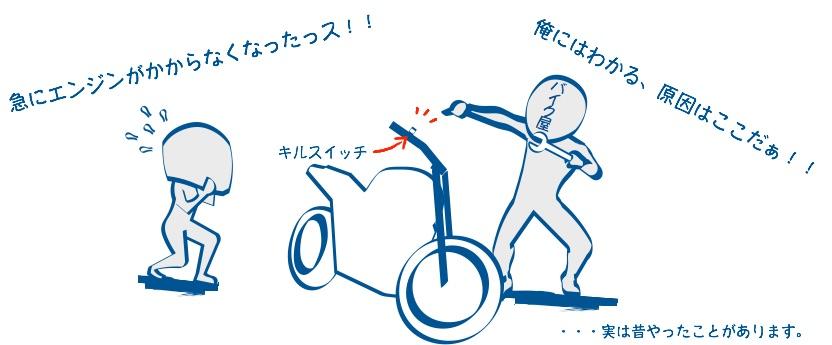 バイクや選びのポイントはメカニック