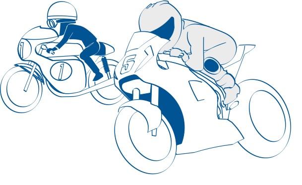バイクも乗り方も進化する