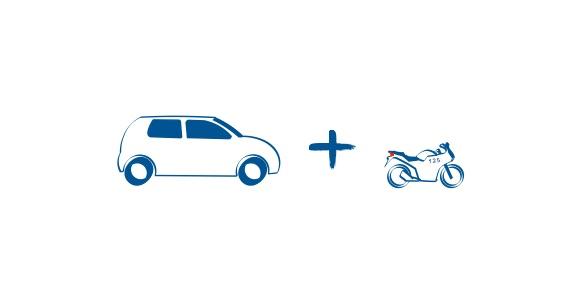 小型自動二輪免許取得簡便に