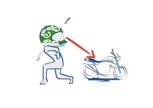 盗難防止にバイクカバーは有効