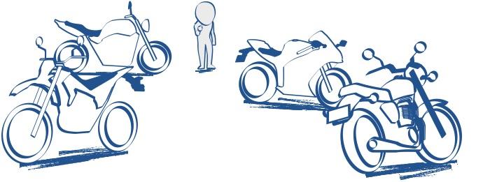 好きなバイクに乗ればいい
