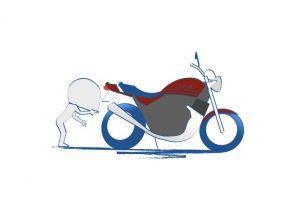 バイクのタイヤの替え時はいつ?