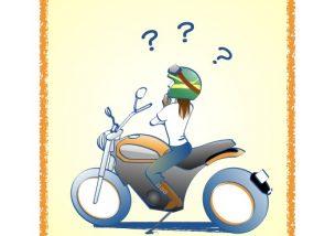 バイクの用語は不思議がいっぱい