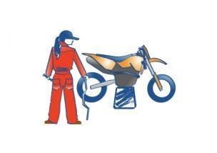 バイクメンテしませんか