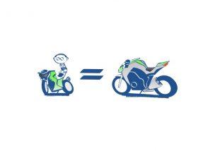 最初のバイクは小排気量がいい