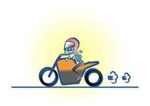 バイク乗りに悪い奴はいない?