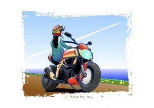 バイクの免許は諦めなければ取得できる絵の図
