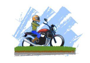 バイクは自分を思い出させてくれるもの