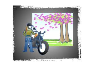 もう一度バイクに乗ろうの図