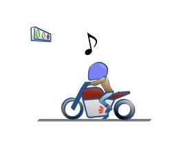 バイクでローに入れるのは気持ちいい
