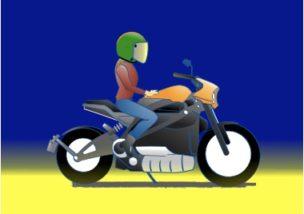 電動バイクだって楽しい。
