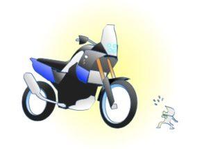 バイクが教えてくれるものの図