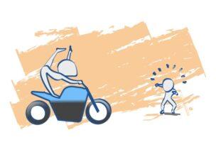 バイクの巧さ要素の図
